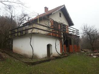 Vikendica-Belanovica
