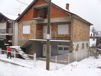 Kuća-Aranđelovac-Seničani