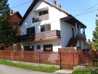 Kuća-Aranđelovac-Đikino brdo